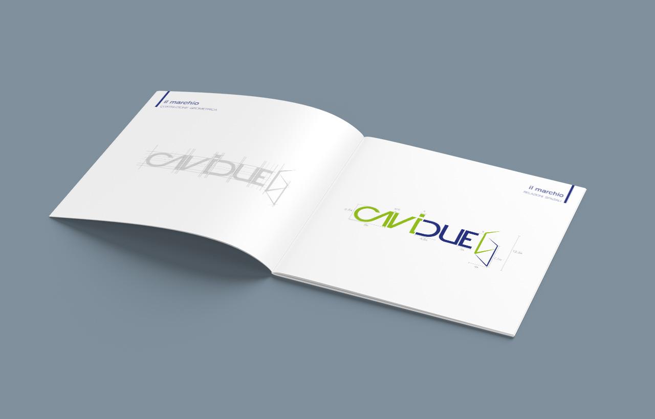 Cavidue brochure storia del marchio – la costruzione